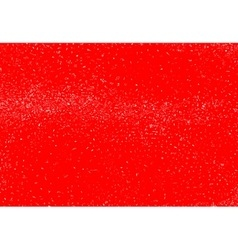 Red Fleck vector image