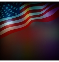 Abstract background for 4th july vector