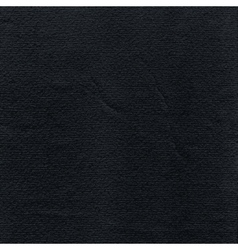 Black paper watercolor texture in square format vector