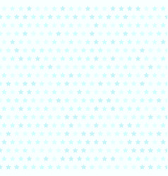Cyan star pattern seamless vector