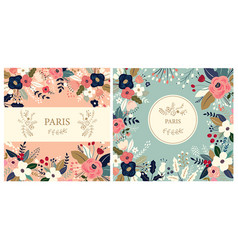 invitations cards vector image