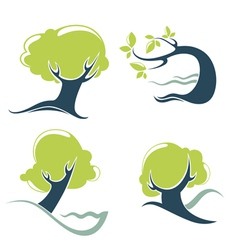 Nature life vector