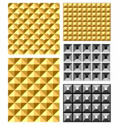 Relief patterns vector