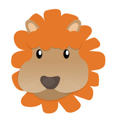 Avatar of lion vector