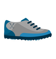 Golf related icon image vector