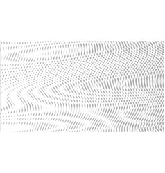 light grey monochrome optical background vector image