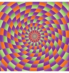 Colorful abstract mosaic vector image