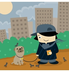 Frends vector image