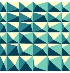 Abstract polygonal Geometrical Multicolored mosaic vector image