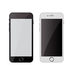 Smartphone mobile phone i vector