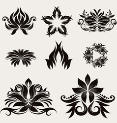 icon-decorative-ornament vector image