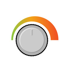 Adjusting volume sound level changing loudness vector