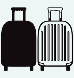 Baggage Icon EPS vector image