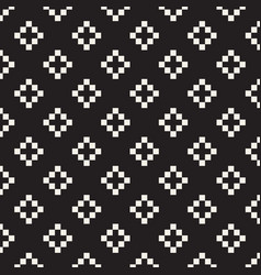 seamless pattern abstract geometric background vector image