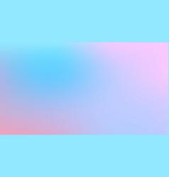 pastel mesh blurred background multi color vector image
