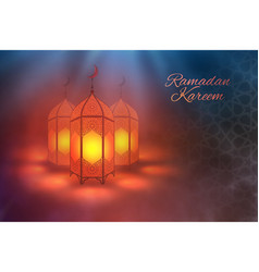 Ramadan kareem eid mubarak ramadan vector