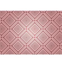 Rhombus a dash seamless pattern vector