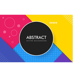 abstract material design color background with a vector image