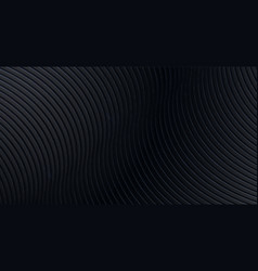 black background black texture abstract vector image