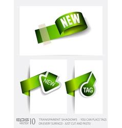 Original paper tags vector