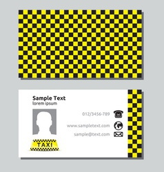 Businessman card10 resize vector image vector image