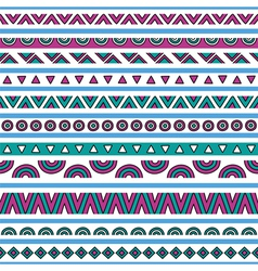 Seamless pattern background28 vector image