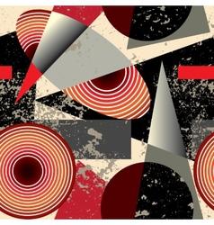 Futurism pattern vector