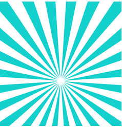 Rays background white or blue vector