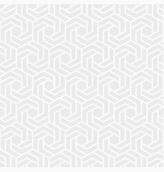 seamless pattern repeating geometric tiles of vector image