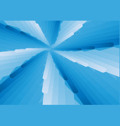 blue and white overlap abstract background vector image