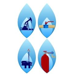 Gas industry-1 vector