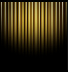 Curtain brown background vector
