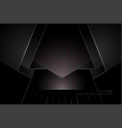 Metal steel shapes concept vector