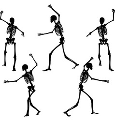 Skeleton Pose Vector Images (over 400)