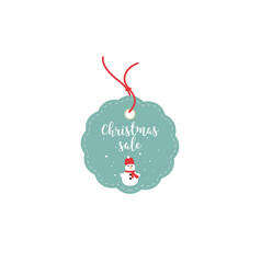 Retail sale tags and clearance tags festive vector