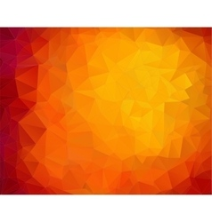 Abstract Two-dimensional colorful background vector