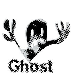 ghost2 vector image