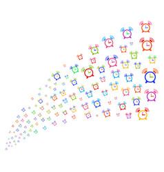 Source stream of buzzer vector