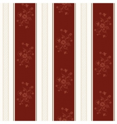 texture stripped red vector image vector image