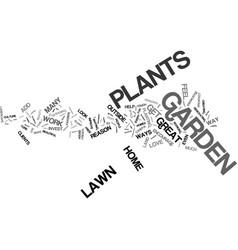 Beautify your garden with a bridge text vector
