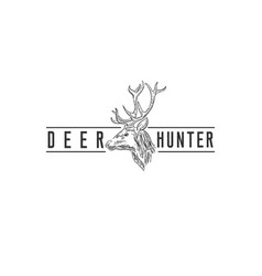 Wildlife deer logo designs hunting club logo vector