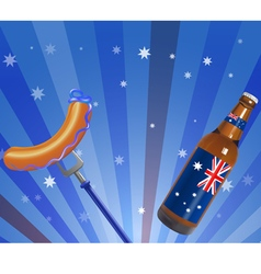 australia day vector image vector image