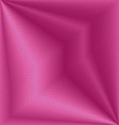 High grade pink metal vector image vector image