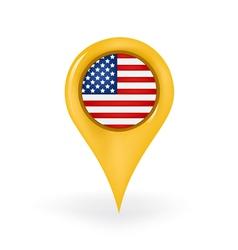Location America vector