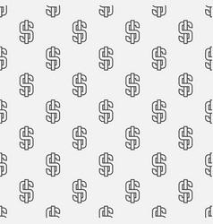 Minimal dollar pattern vector