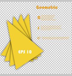 Minimal geometric covers design geometric vector