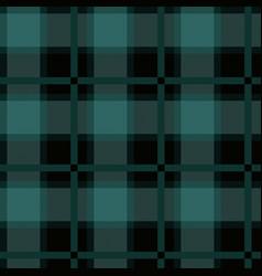 tartan plaid fabric pattern background textured vector image