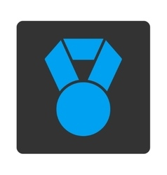 Achievement icon from Award Buttons OverColor Set vector image