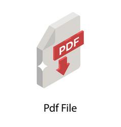 File format vector