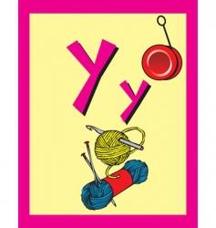 flash card vector image vector image